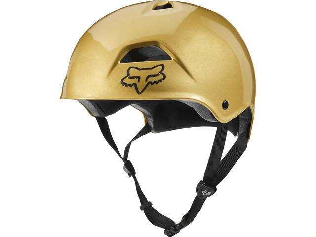 Fox Flight Sport Helmet Herren gold